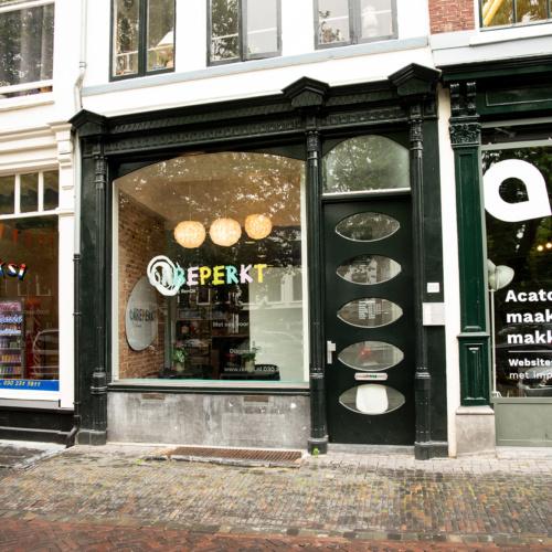 RenQli ONbeperkt Oudegracht Utrecht